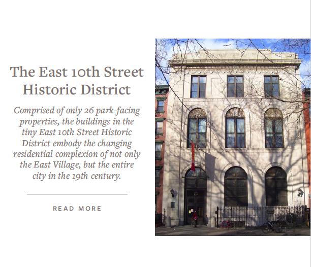 East 10th Historic District