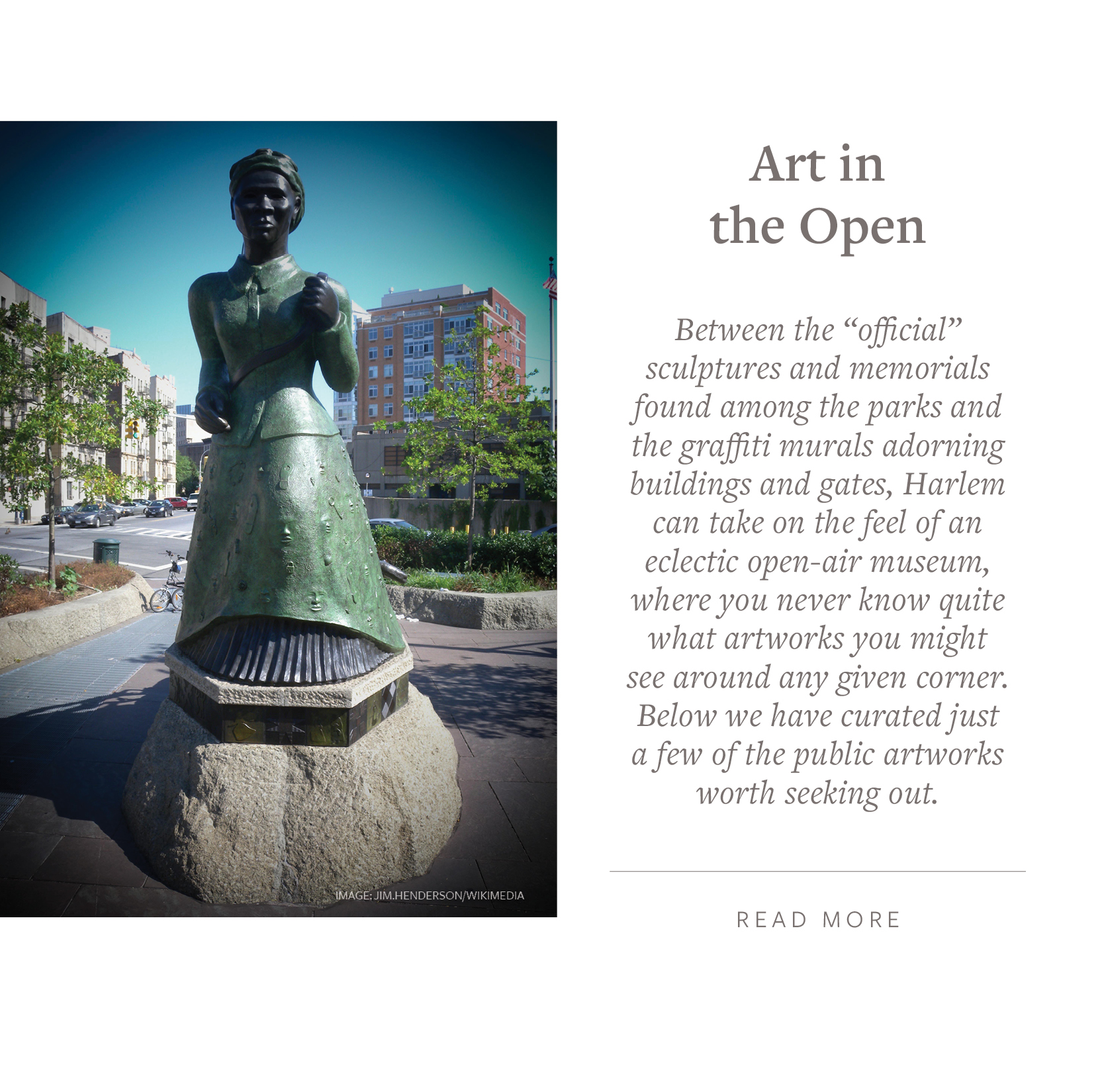 Official Sculptures and Memorials