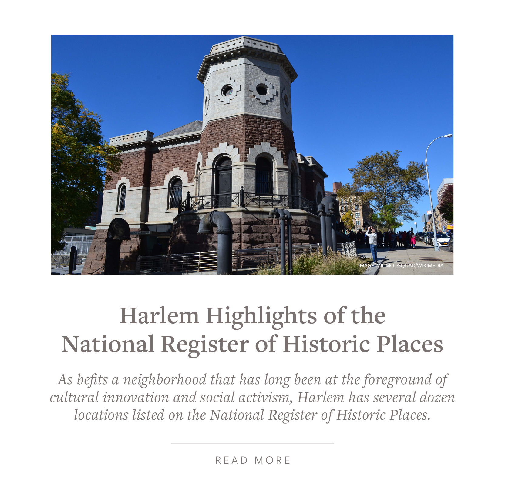 Harlems Cultural Innovation and Social Activism