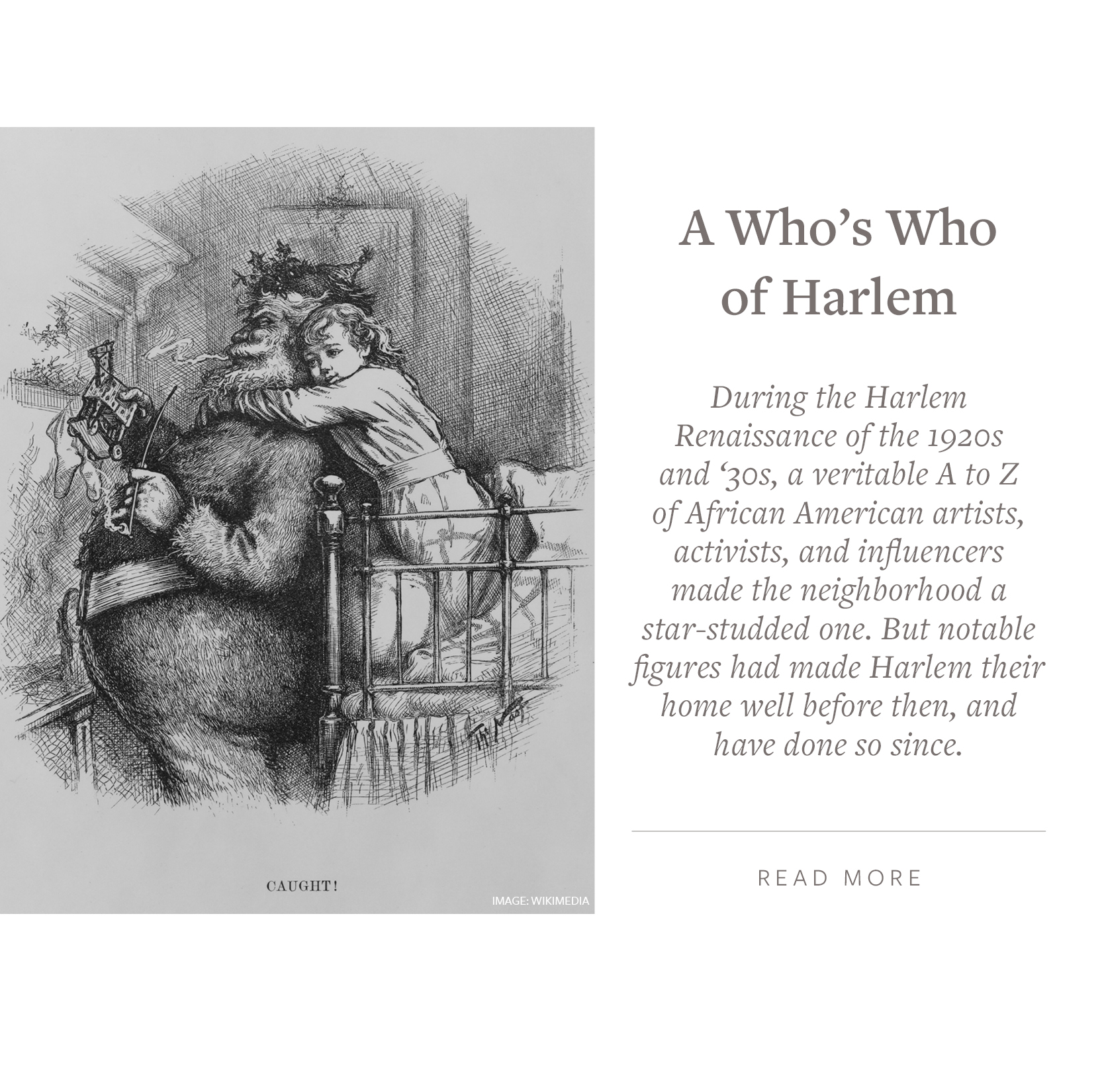 Harlem Renaissance of the 1920s and 1930s - Artist, Activists, and Influencers