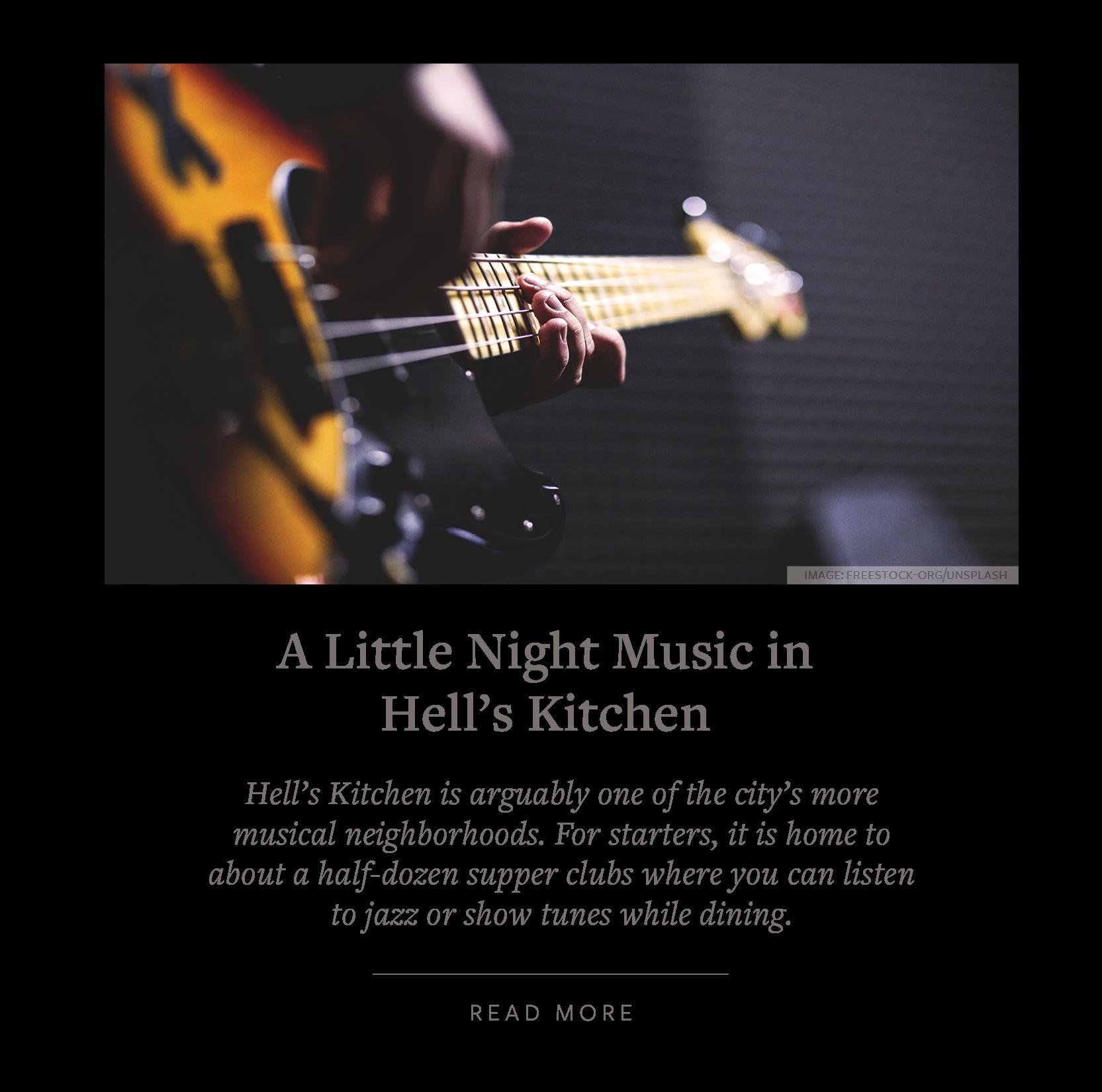 A Little Night Music #1