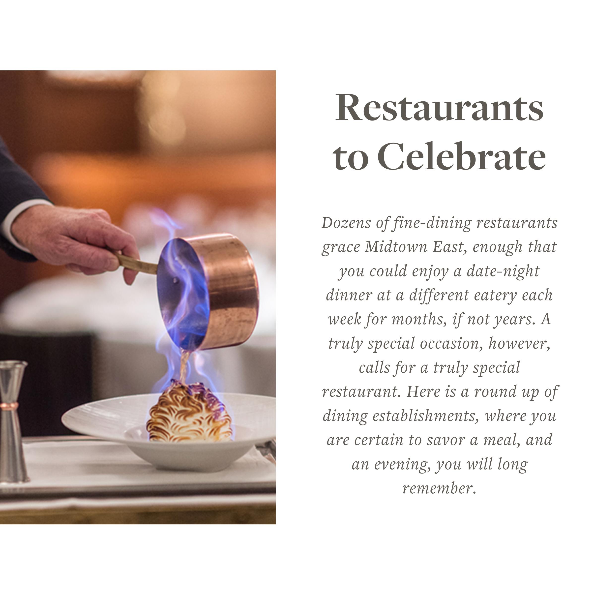 2_Restaurants to Celebrate