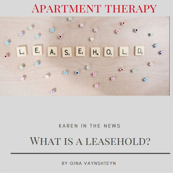 Leasehold