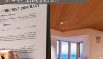 Home Buyer Negotiation Strategies